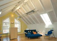 hitzeschutz mit puren d mmstoffen. Black Bedroom Furniture Sets. Home Design Ideas
